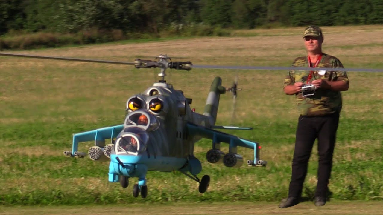 Как выбрать радиоуправляемый вертолет новичку